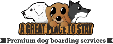 A Great place to stay logo